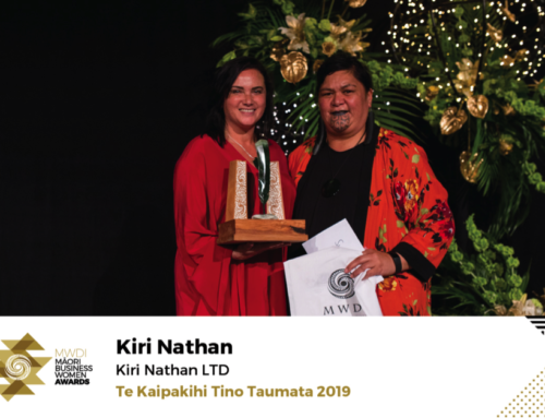 MWDI Māori Business Women Awards 2019