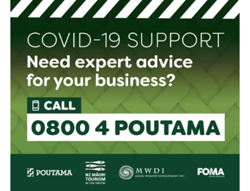 COVID-19 Support – Māori Business Response